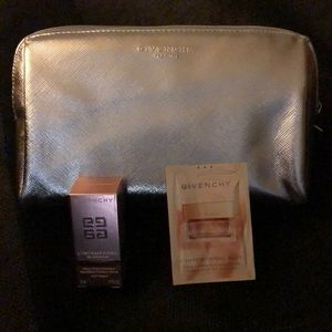 NWT - Givenchy Make Up Bag with gift samples!!